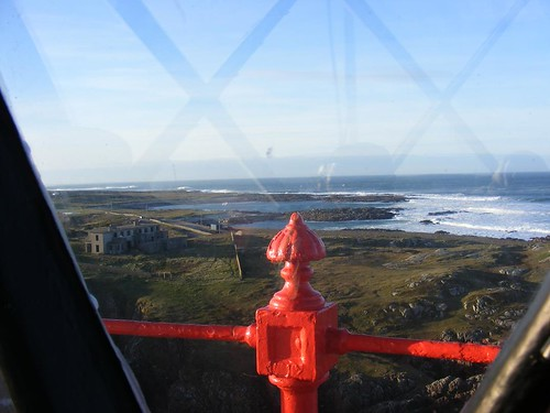 view from Fanad Lighthouse