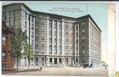 11740957277  U.S. Chicago Illinois New Michael Reese Hospital