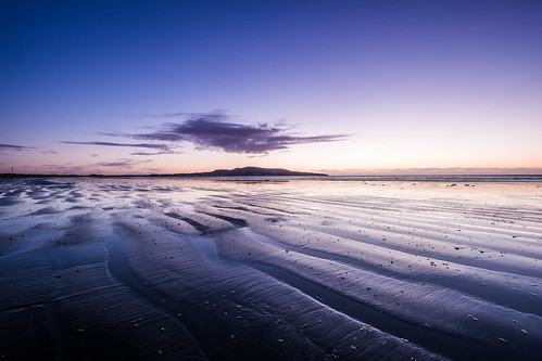 sand landscape clontarf ireland nature dublin beach seascape bullisland rocks sunrise sea countydublin ie