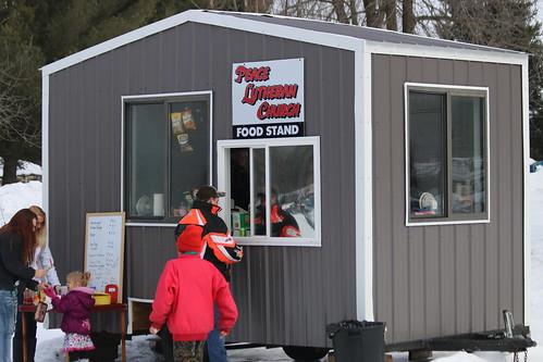 2.11.17 Tilleda Thunder - Food Stand