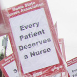 Eastern Maine Medical Center RNs Overwhelmingly Vote to Authorize Strike