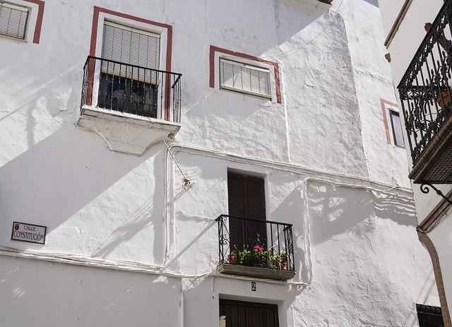 3. Setenil, Spain