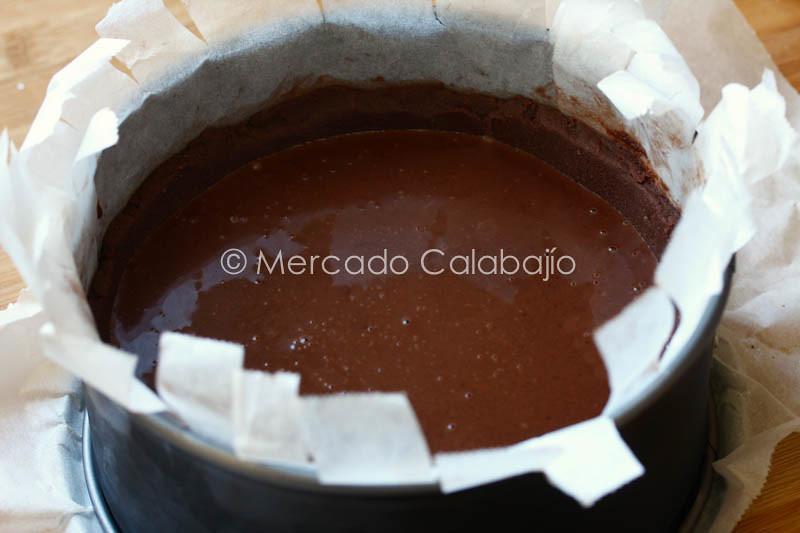 TARTA DE GANACHE DE CHOCOLATE CON CARAMELO SALADO-8