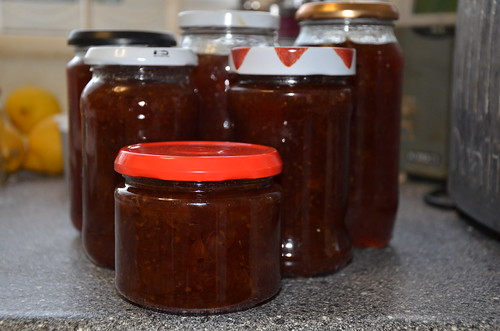 gooseberry jam July 15 2