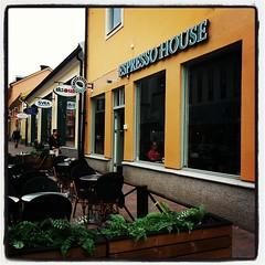 Då ska vi prova #EspressoHouse i #Nyköping! :-)