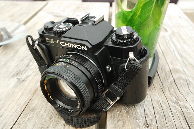 Chinon CE4 s/n 222386