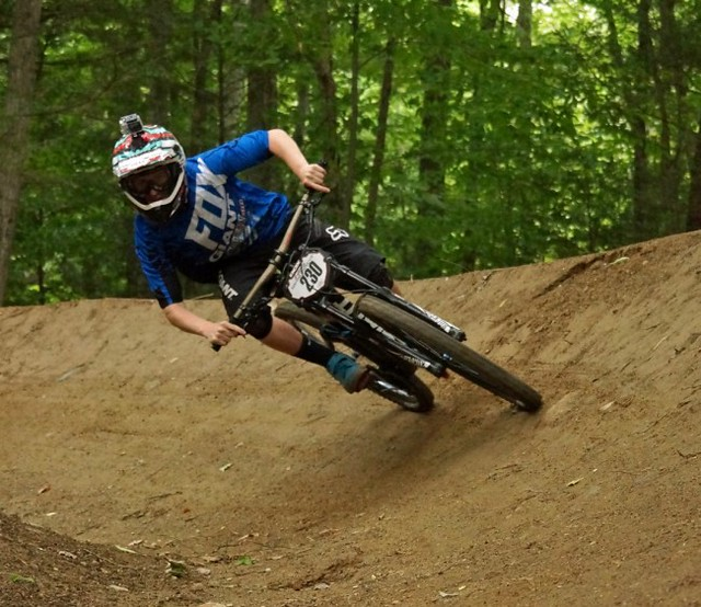 New bike park at Berkshire East
