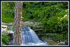 Hocking Hills, Ohio  Waterfall