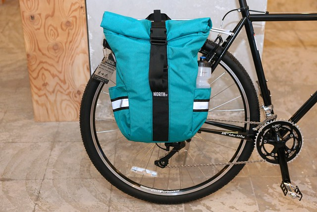 North St. Bags Route Seven Pannier