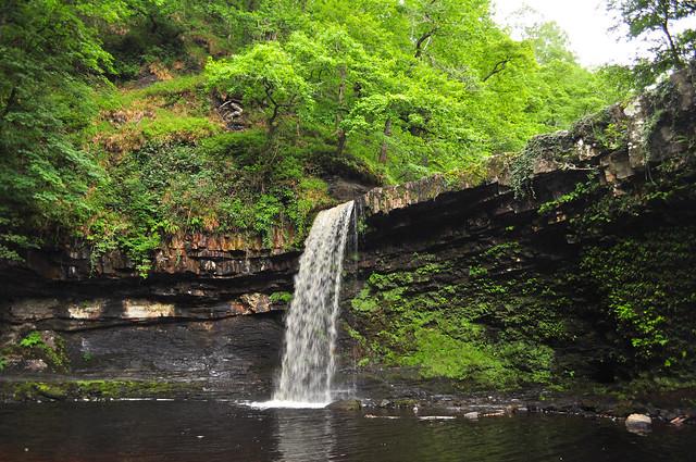 Sgwd Gwladys, Lady Falls