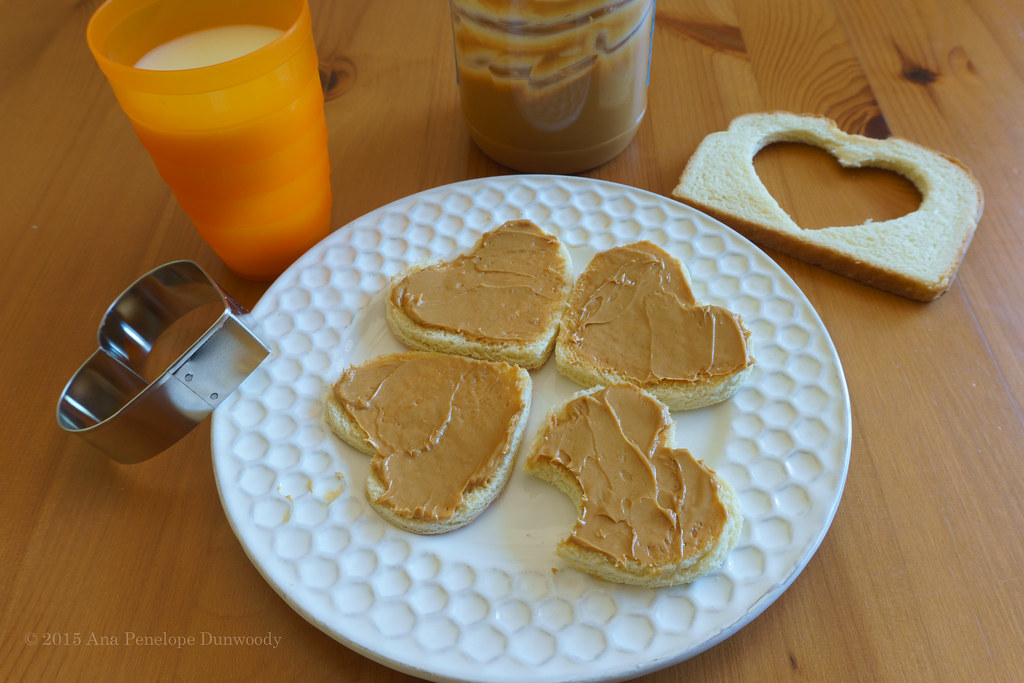I Heart Peanut Butter!