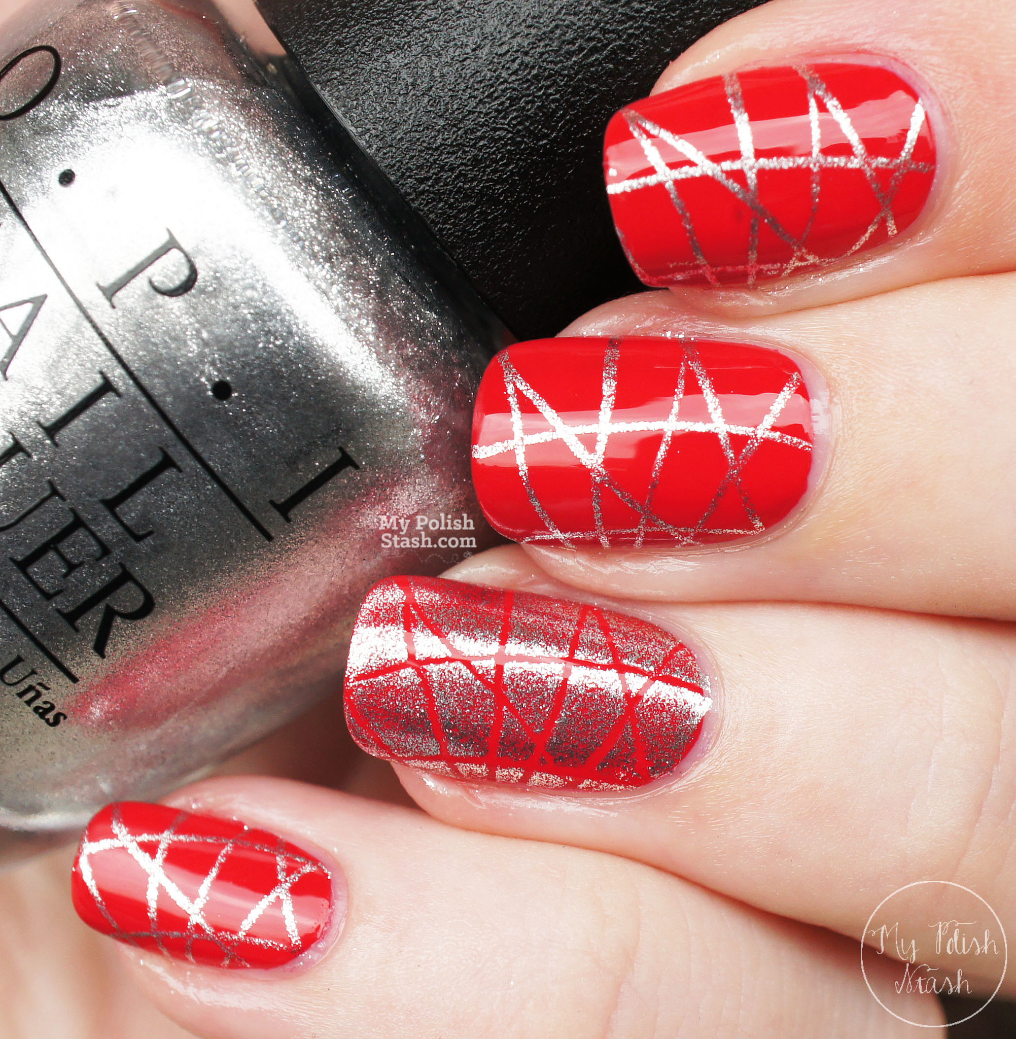 OPI-Coca-cola-red-turn-on-the-haute-light-stamping-2