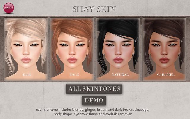 Shay Skin (for Uber)