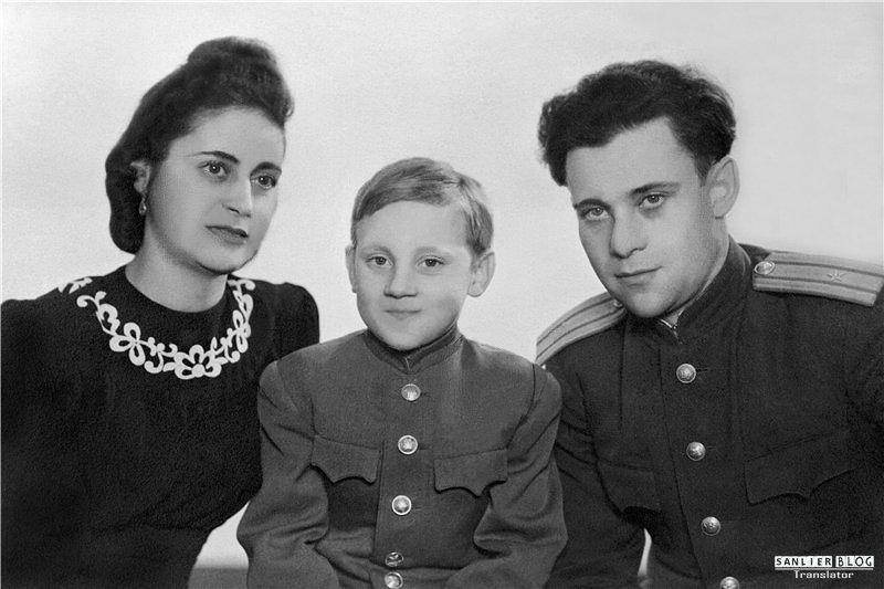 苏联名人家庭照片01