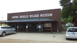 Laura Ingalls Wilder Museum - front
