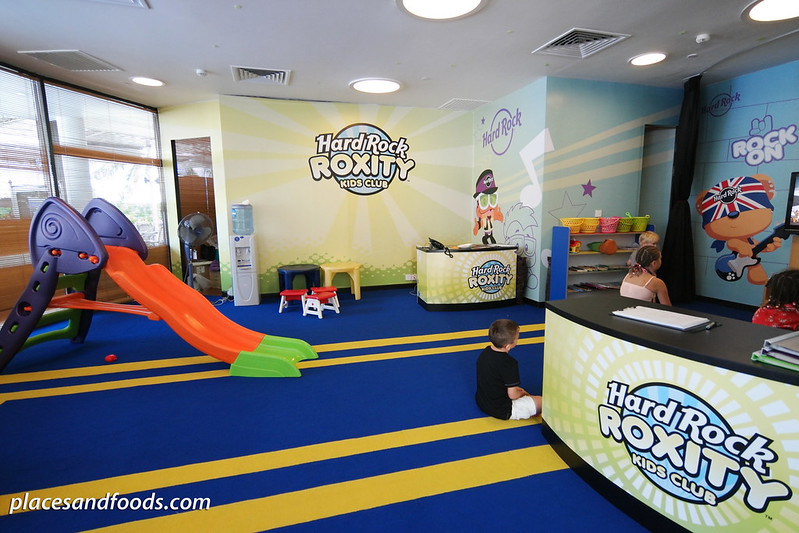 hard rock cafe penang roxity kids club