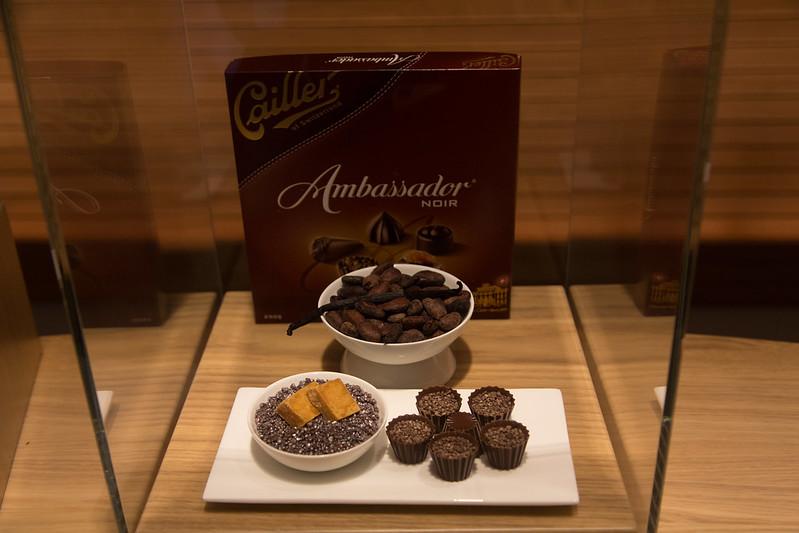 Chocolate Train Swiss Montreux