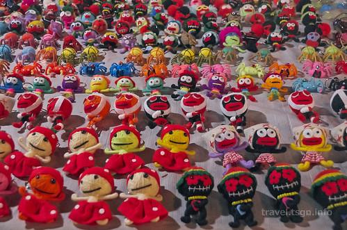 【写真】世界一周 : ナイトマーケット