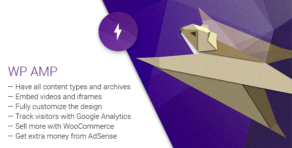 WP AMP v8.4.1 – Accelerated Mobile Pages for WordPress and WooCommerce