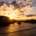 A London Sunset on the River Thames (2)