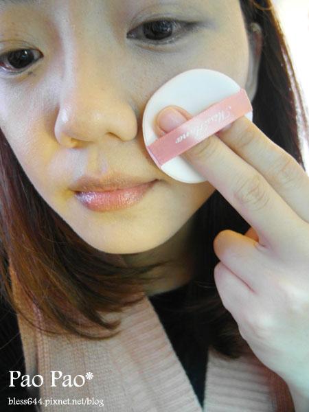 Miss Hana 花娜小姐 淨潤無瑕金屬粉餅
