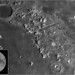 The Vallis Alpes (Alpine Valley) on the Moon