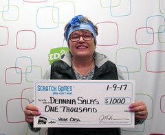 Deanna Salas - $1,000 Huge Cash Game