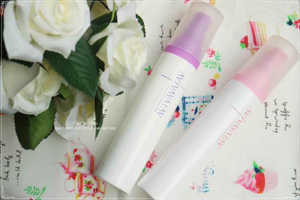 AVIVA深度保溼乳液 紫羅蘭 玫瑰 (13)