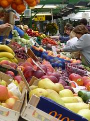Markt in Bozen