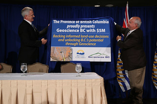 Province backs informed land-use decisions with $5 million in funding to Geoscience BC