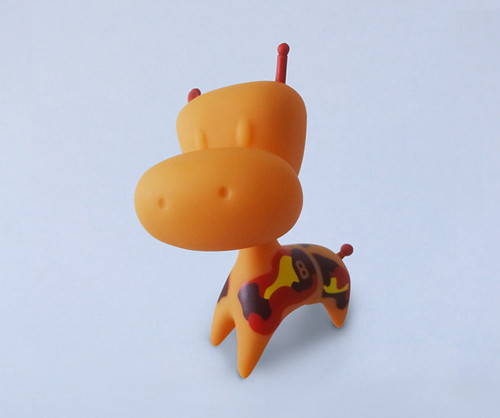 Dweey x Toycon PH toy figure USB by Luk Chee Chew–a Philippine Toycon 2015 exclusive
