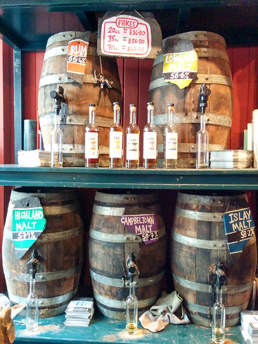 barrels @ Cadenhead