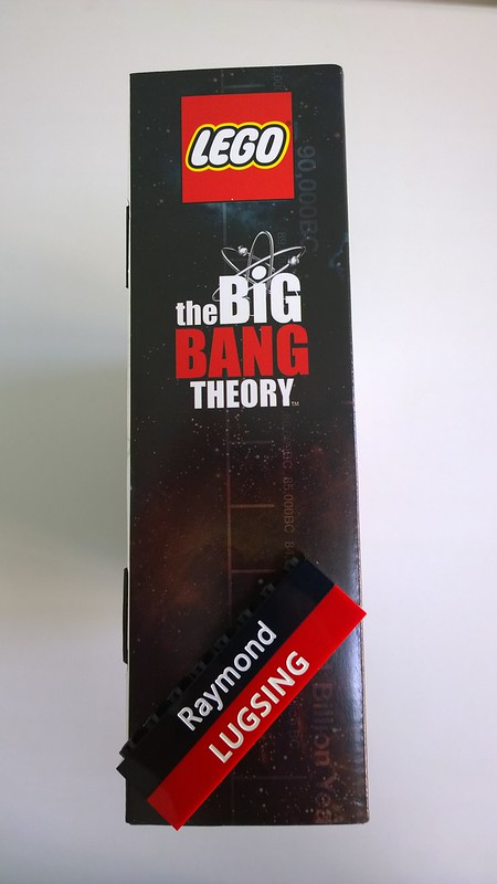 Review : #010 LEGO IDEAS - 21302 The Big Bang Theory 19012918513_89face22af_c
