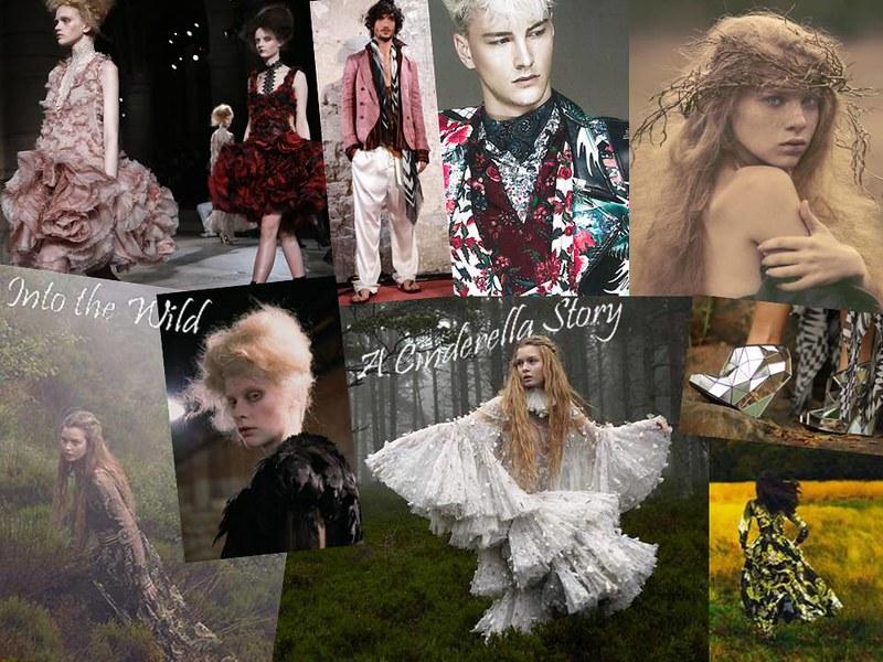 Editorial Shoot, Stylist, Cinderella, Samantha Simmonds, Sam Muses, Leith Clark, Harper's Bazaar, Andreia Chaves, Alexander McQueen, Haider Ackermann, SS15, AW15, Feathers, Twig Headdress, Headpiece, Fairytale, Layering, Volume