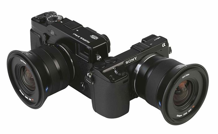 Mirrorless-camera