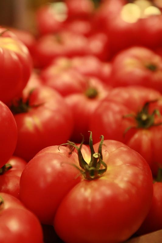 Tomates de la Boquería