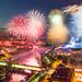 Bastille Day 2015 Fireworks in Paris by Loïc Lagarde