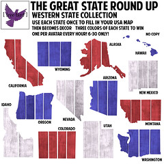 [ free bird ] Great State Round Up - The West - Free-for-All