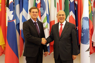 Official visit of Miro Cerar, Prime Minister of Slovenia