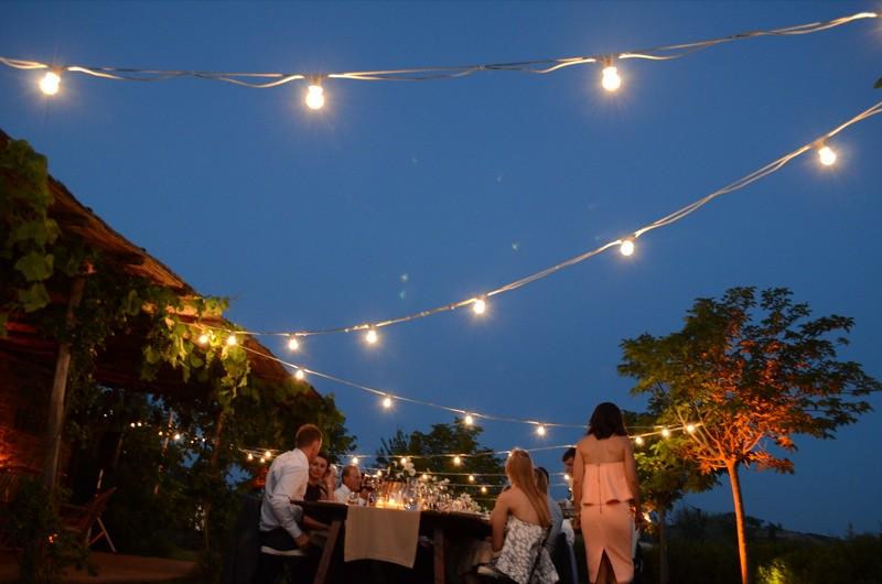 Illuminazione per eventi mixar allestimenti audio luci gazebo