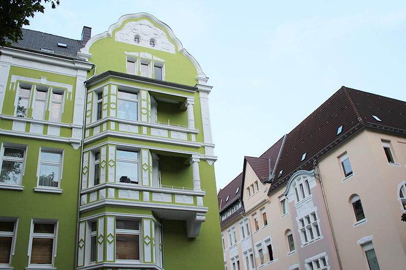 Dortmunds Kreuzviertel