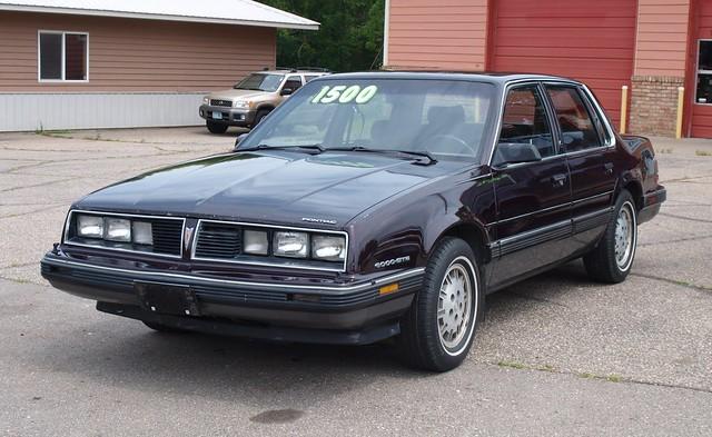 Pontiac 6000STE