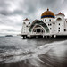 Malacca Straits Mosque (Masjid Selat Melaka), Malaysia :: 0.6H GND + 0.6 ND Lee Filters by :: Artie | Photography ::