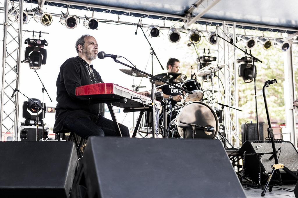 Carolyn Wonderland at ZooFest Day 2, 2015