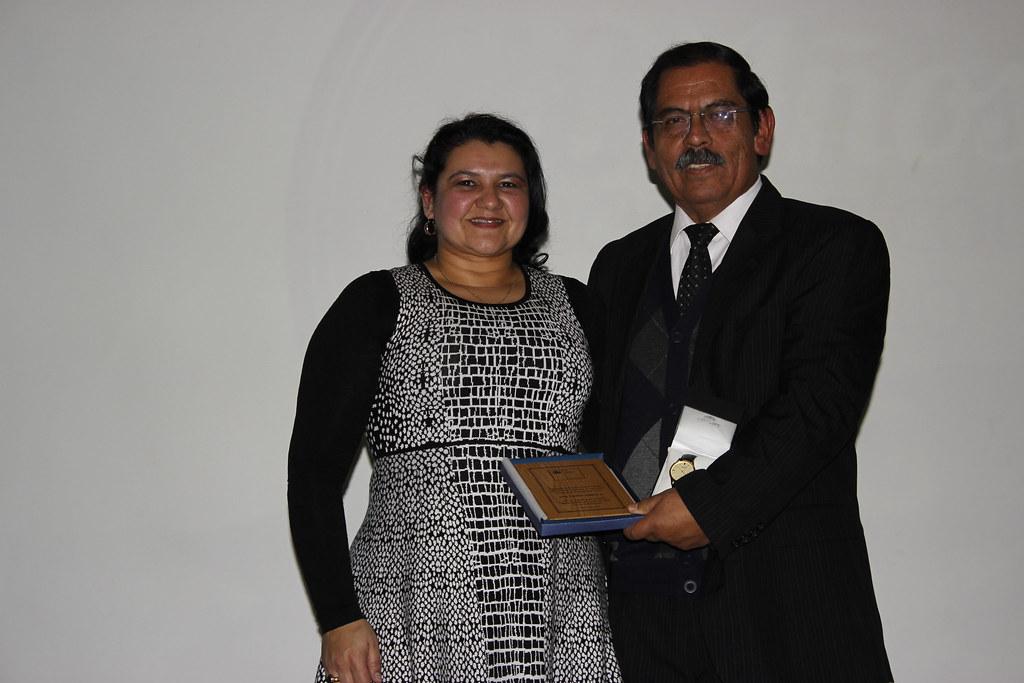 Reconocimiento a funcionarios del SAG Región B. O´Higgins que cumplieron 40 y 30 años de Servicio - 4 Agosto 2015
