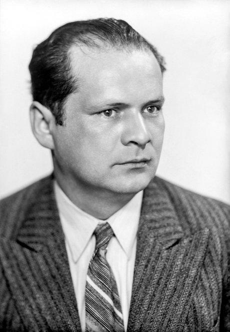 Profesor Imrich Karvaš (1903 - 1981)