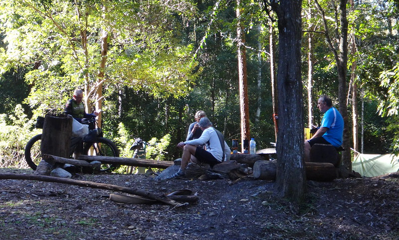 Egnland Creek Bush Camp