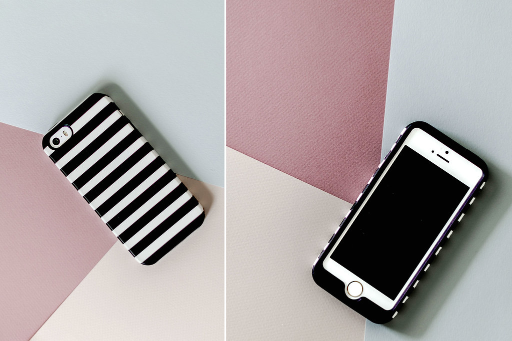 Striped-Phone-Case
