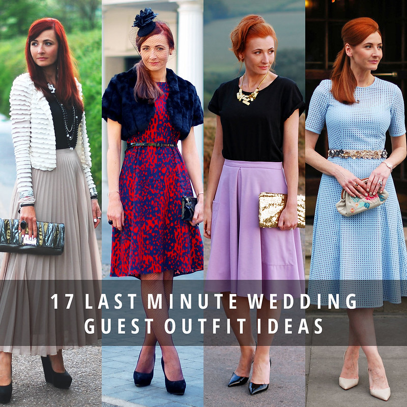 17 Last minute wedding guest outfit ideas