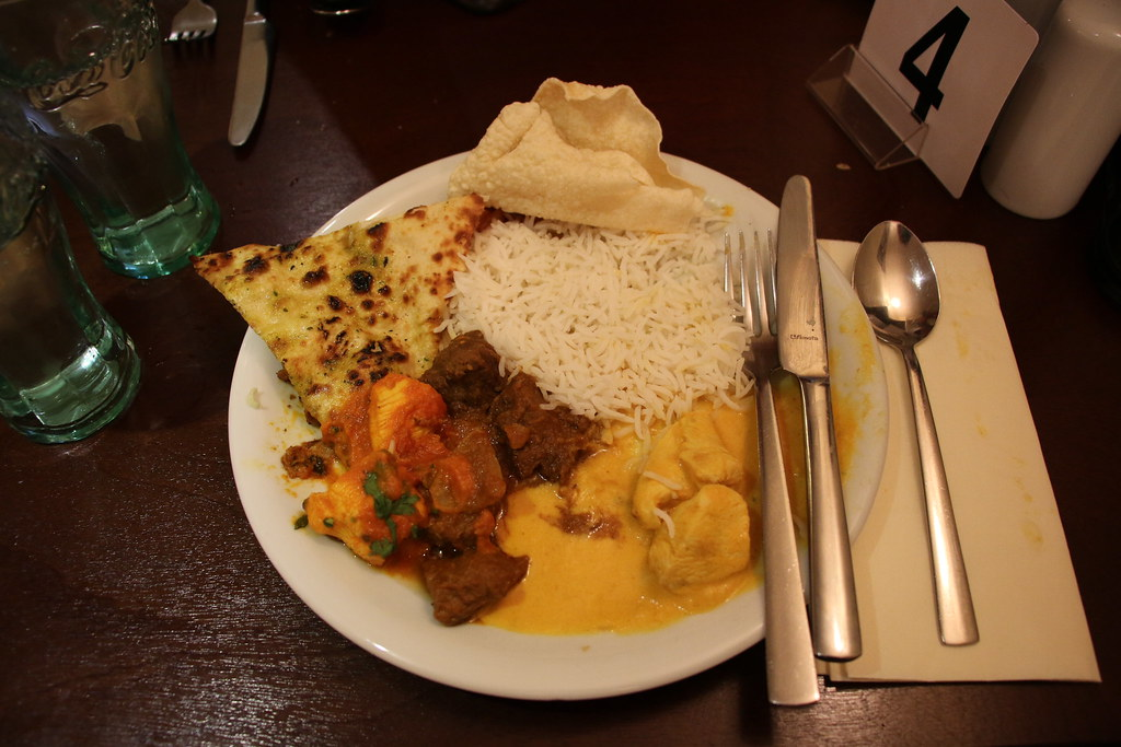 Indian Buffet Edinburgh